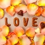 Valentine's day concept background — Stock Photo