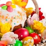 Easter basket — Stock Photo #40607089