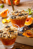 Pumpkin crumble — Foto de Stock