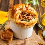Mushroom Pot Pie — Stock Photo #51114825
