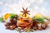 Vánoční koření — Stock fotografie