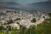 Gjirokastra, Albania old city — Stock Photo