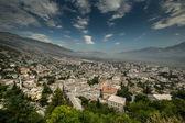Gjirokastra, Albania — Stock Photo