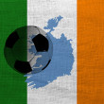 Irish football — Stock Photo
