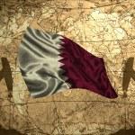 Постер, плакат: Qatar Oil Power