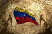 Venezuela Oil Power — Stock Photo