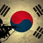 Постер, плакат: South Korea Military Strength