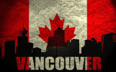Blick auf vancouver — Stockfoto