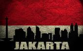 View of Jakarta — Stock Photo