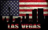 View of Las Vegas City — Stock Photo