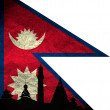 View of Kathmandu — Stock Photo