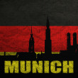 View of Munich — Stock Photo