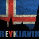 View of Reykjavik — Stock Photo