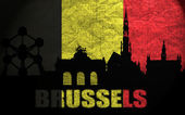 View of Brussels — Stock Photo