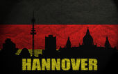 View of Hannover — Stock Photo