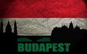 Blick auf budapest — Stockfoto