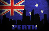 View of Perth — Stock Photo
