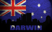 View of Darwin — Stock Photo