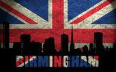 Weergave van birmingham — Stockfoto
