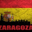 View of Zaragoza — Stock Photo