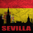 View of Sevilla - Stock Photo