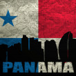 View of Panama City — Stock Photo
