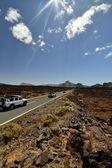 Safari ride, — Stock Photo
