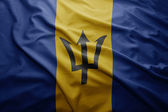 Flag of Barbados — Stock fotografie