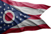 Flag of Ohio state — Stock Photo