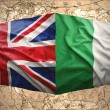 United Kingdom and Ireland — Stock Photo