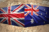 United Kingdom and Australia — Stock Photo