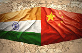 China and India — Stock Photo