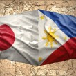 Japan and Philippines — Stock Photo