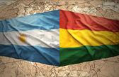 Bolivia and Argentina — Fotografia Stock