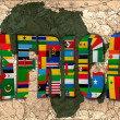 Stock Photo: Africa, Dark Continent