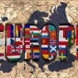 Europe, Old World — Stock Photo