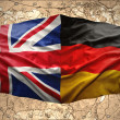 Stock Photo: Germany and United Kingdom