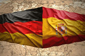 Germany and Spain — Stock Photo
