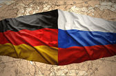 Germany and Russia — Stock Photo