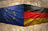 Germany and European Union — Stock Photo