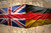 Germany and United Kingdom — Stock Photo