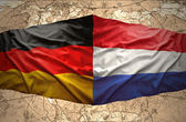Germany and Netherlands — Stock Photo