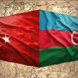 Stock Photo: Azerbaijand Turkey