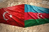 Azerbaijan and Turkey — Stock Photo