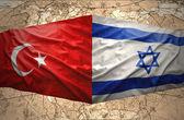 Israel and Turkey — Stock Photo