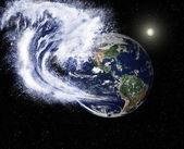 Global threats — Stock Photo