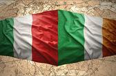 Ireland and Italy — Stock Photo