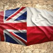 Stockfoto: Poland and United Kingdom