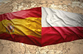 Poland and Spain — Stock Photo