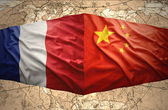 France and China — Stock Photo